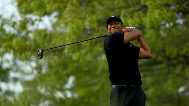 Woods misses cut at PGA Championship