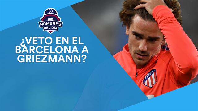 Griezmann, el Real Madrid, Marcos Llorente, el Barça femenino y Xavi Hernández, los nombres del día