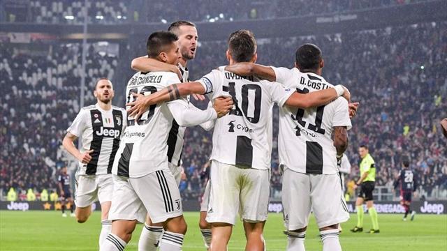 Da Dybala a Pjanic, da Cancelo a Douglas Costa: senza Allegri sarà tutta un'altra Juventus