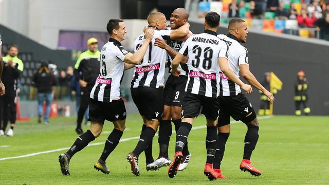 Udinese, Tudor: ''De Paul via? Ci ha fatto fare 20 punti''