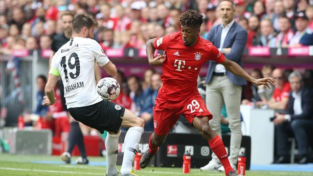 FC Bayern München - Eintracht Frankfurt jetzt live im TV und im Livestream