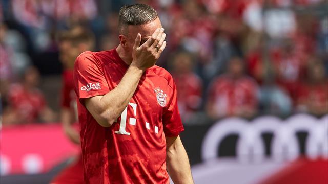 Трогательные проводы Роббена и Рибери в Мюнхене – Франк даже заплакал
