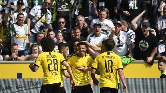 Drama bleibt aus: BVB reicht Sieg in Gladbach nicht zum Titel