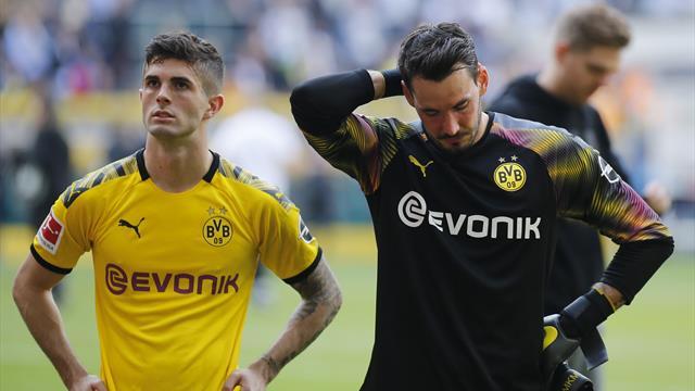 "BVB stolz und enttäuscht: ""Meisterschaft nicht alles im Leben"""