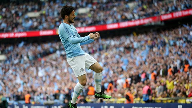 """Silva annonce sa dernière saison avec Manchester City : """"C'est la fin d'un cycle"""""""