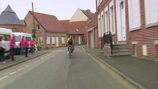 Norsk opptrekk ga Teunissen-seier – Grøndahl Jansen på andreplass i sammendraget