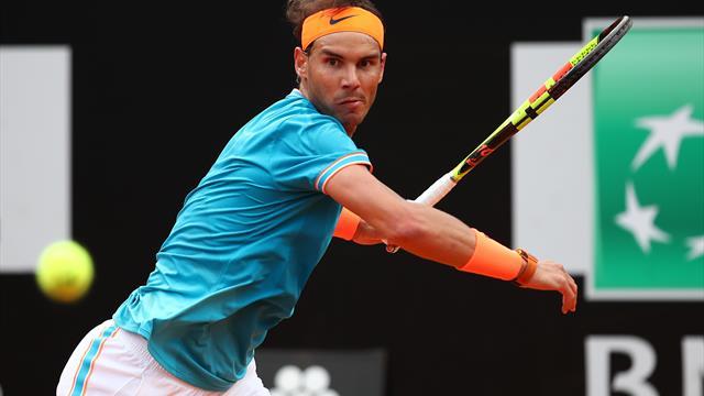 Надаль – второй после Федерера теннисист с 50 финалами «Мастерсов»