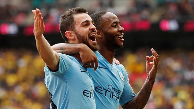 Manchester City utklasset Watford og lekte seg til nytt trofé