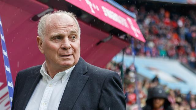 Hoeness va bien quitter la présidence du Bayern