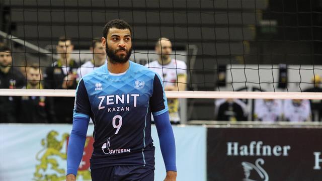 Ngapeth et Kazan échouent en finale