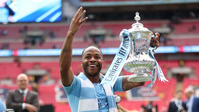 Sterling: I saw this stadium get built, it's a dream