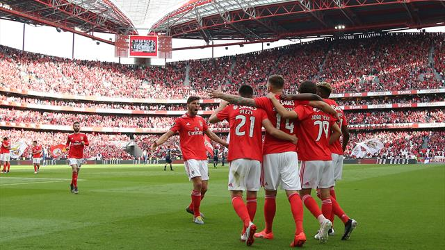 Benfica reprend sa couronne