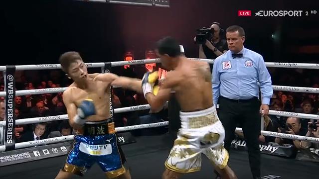 WBSS 2019: El tremendo KO de Inoue ante Rodríguez para meterse en la final del Gallo