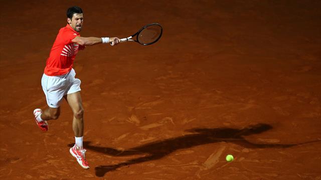 Encore un sacré duel, encore une victoire pour Djokovic