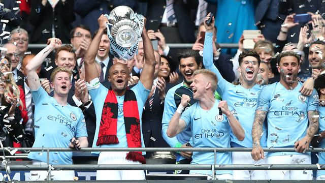 Captain Kompany leaves Man City to become player-manager at Anderlecht