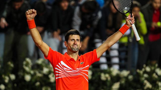 Djokovic downs Schwartzman to set up Nadal showdown