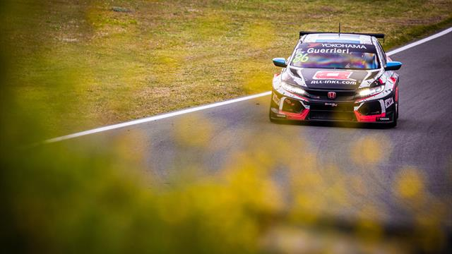 Guerrieri back in front on the #RoadToMalaysia in WTCR
