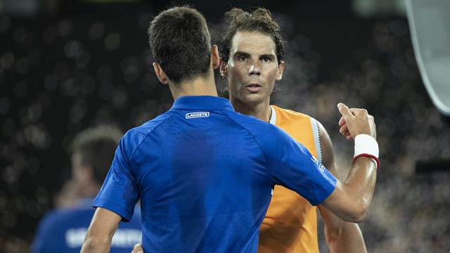 "Djokovic : ""Rafa est mon plus grand rival"""