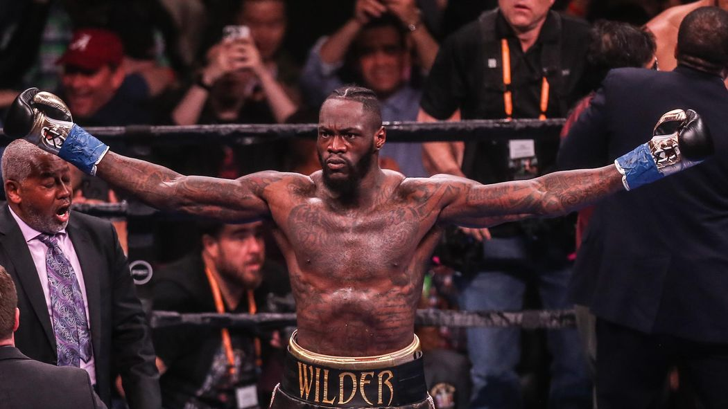 Deontay Wilder Targets Anthony Joshua After Knockout Win Over