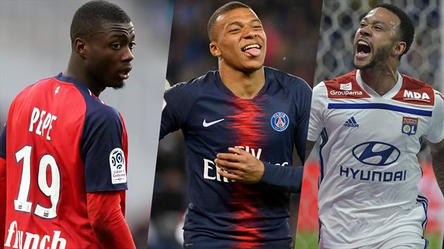 Pour vous, Kylian Mbappé est le meilleur joueur de la 37e journée de L1