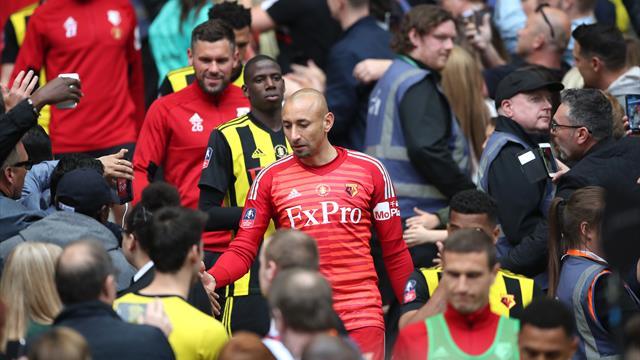 Gomes still has pride despite the dejection of FA Cup defeat