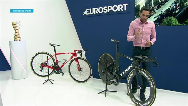 Bici da crono o da salita? Contador ci spiega la differenza e quella più utile per San Marino