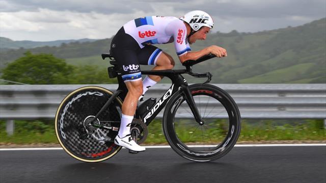 Giro-Strecke: Profil und Kurs der 21. Etappe - Zeitfahren in Verona
