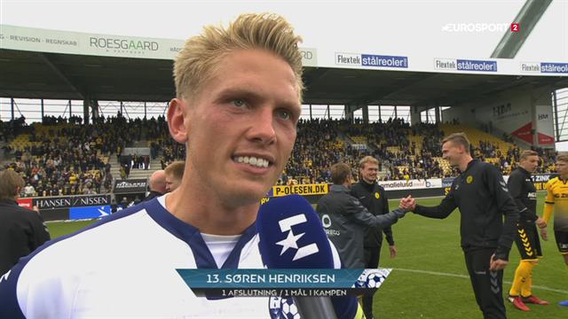 Søren Henriksen: Vi har to kampe nu, og dem skal vi vinde
