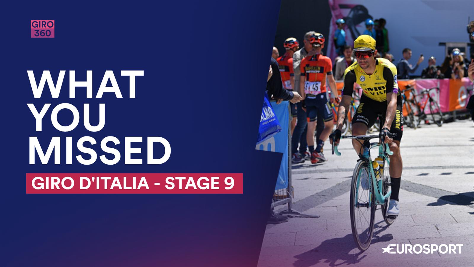 VIDEO - Giro d'Italia 2019: Victor Campenaerts rues 'rookie