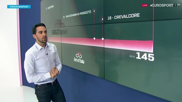 La predicción de Alberto Contador (10ª etapa): Oportunidad para los esprinters, corta y sin peligros