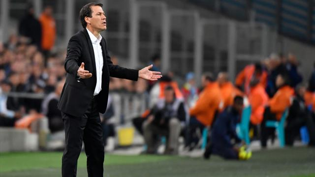Marseille coach Garcia to leave at end of season