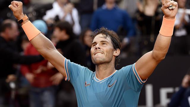 """Nadal : """"Vous vouliez des titres, et maintenant j'en ai un"""""""