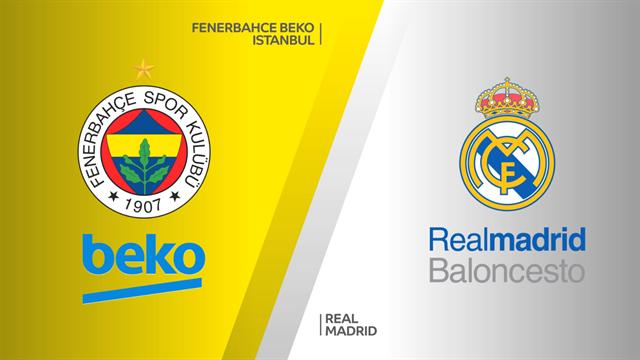 Highlights: Fenerbahce Beko 75-94 Real Madrid