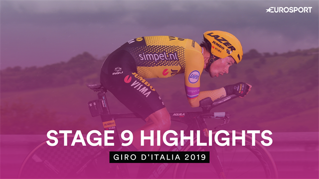 Stage 9 Highlights – Roglic wins Time Trial as Yates fades