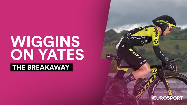 The Breakaway - Wiggins on Yates' dwindling Giro changes