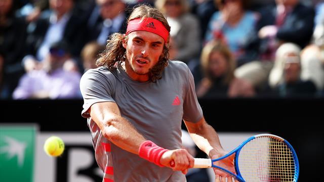Classement ATP : 17 bougies pour Federer, top 5 dans le viseur pour Tsitsipas