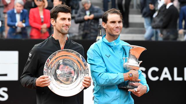 Djokovic insists Nadal is clear favourite for French Open