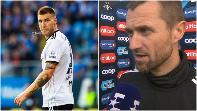 Kryptisk Horneland om Bendtner-vraking: – Vanskelig å kommunisere det