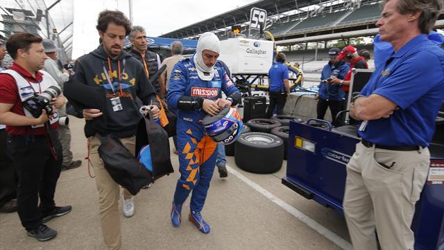 Alonso éliminé des 500 Miles d'Indianapolis en qualifications