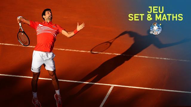 Djokovic a perdu contre Nadal mais il reste la plus grosse machine à broyer
