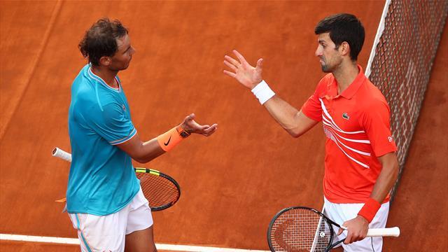 """Djokovic se aferra al número uno: """"Tengo que hacerlo muy bien en Shanghái para contener a Nadal"""""""