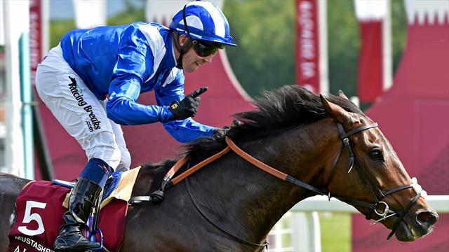 Mustashry domine Laurens dans les Lockinge Stakes