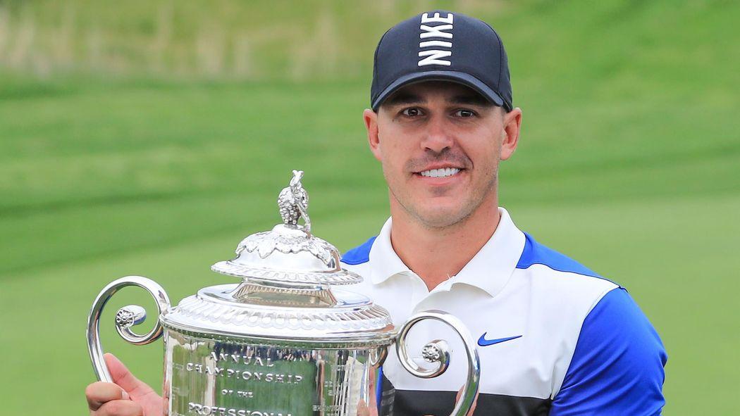 7f66233e4 Brooks Koepka wins PGA Championship for fourth major title - PGA ...