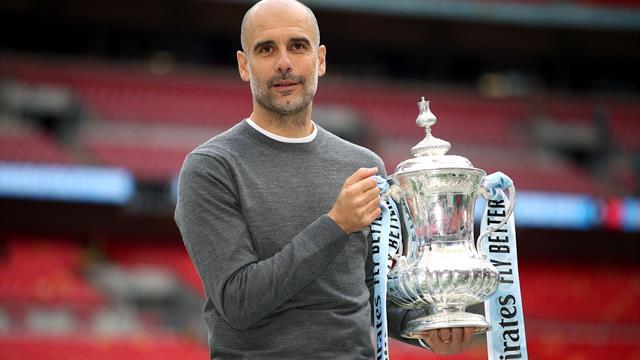 Dall'Inghilterra: il Manchester City propone un mega rinnovo a Guardiola
