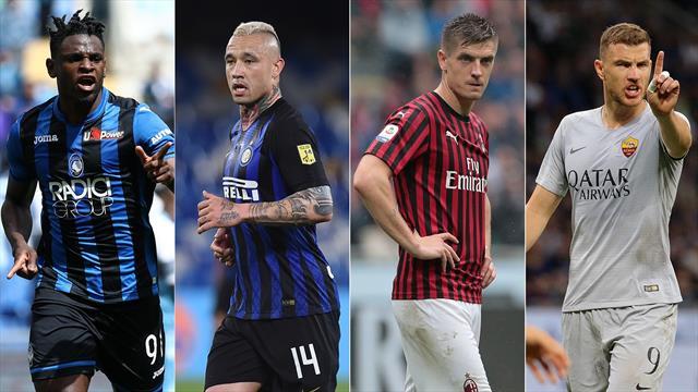 Atalanta, Inter, Milan e Roma: tutte le combinazioni per la Champions League a 90' dalla fine