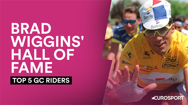 Brad's Hall of Fame: Wiggins picks his top five GC riders in cycling history
