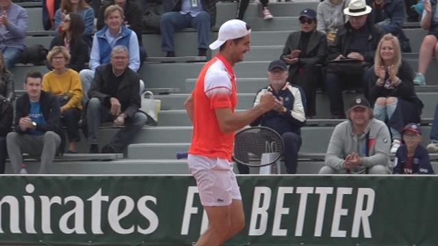 Roland-Garros 2019: García López vs Smyczek, vídeo resumen del partido