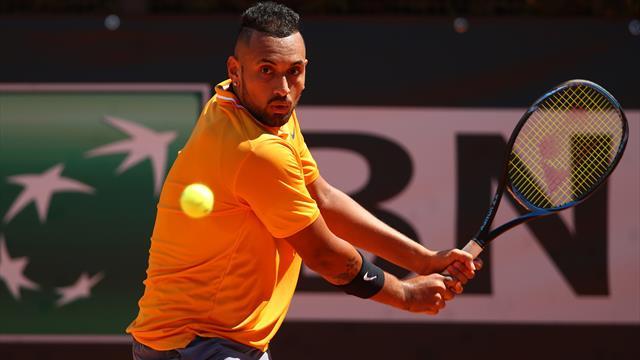 Pour Kyrgios, Roland-Garros est