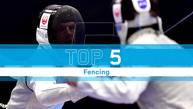 TOP 5: Die besten Treffer vom Grand Prix in Moskau