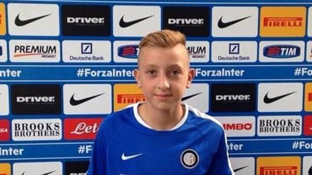 Inter in lutto: addio al 15enne Maicol Lentini, aveva giocato nel settore giovanile nerazzurro